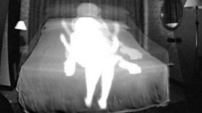 Секс привидениями