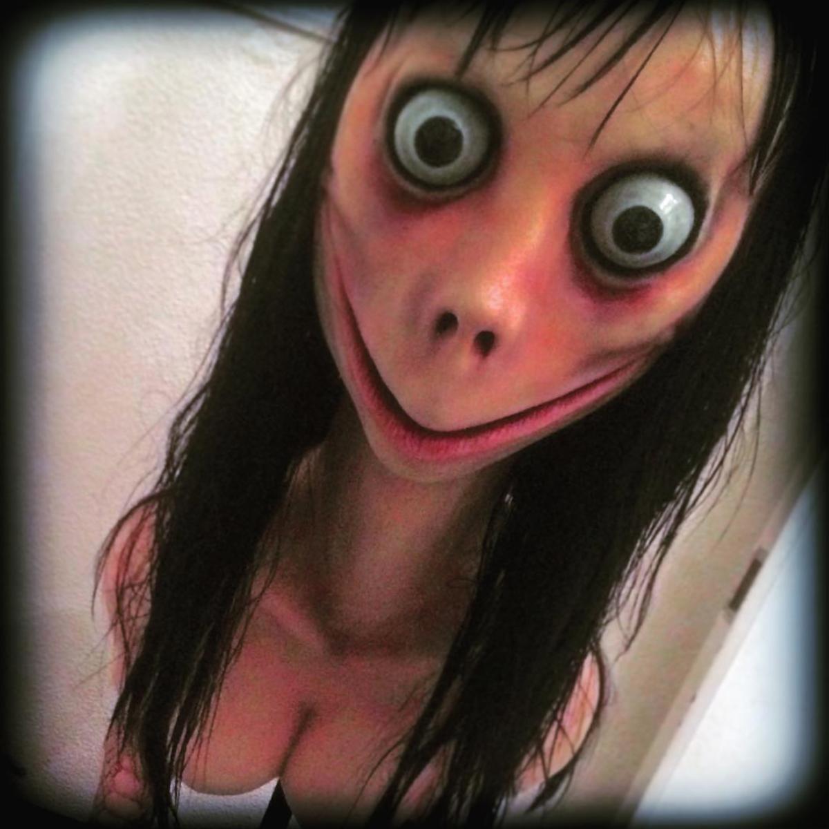 Smile Creepy Viral: Creepy Momo Messaging Craze Linked To Girl's Death