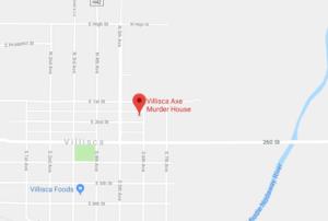 Spotlight The Villisca Axe Murder House Villisca Iowa Aliens