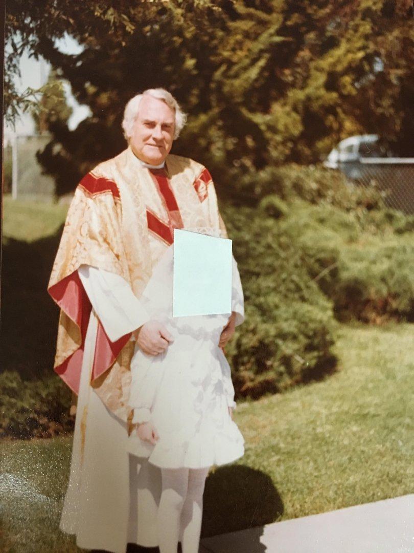 Father Joseph Pritchard