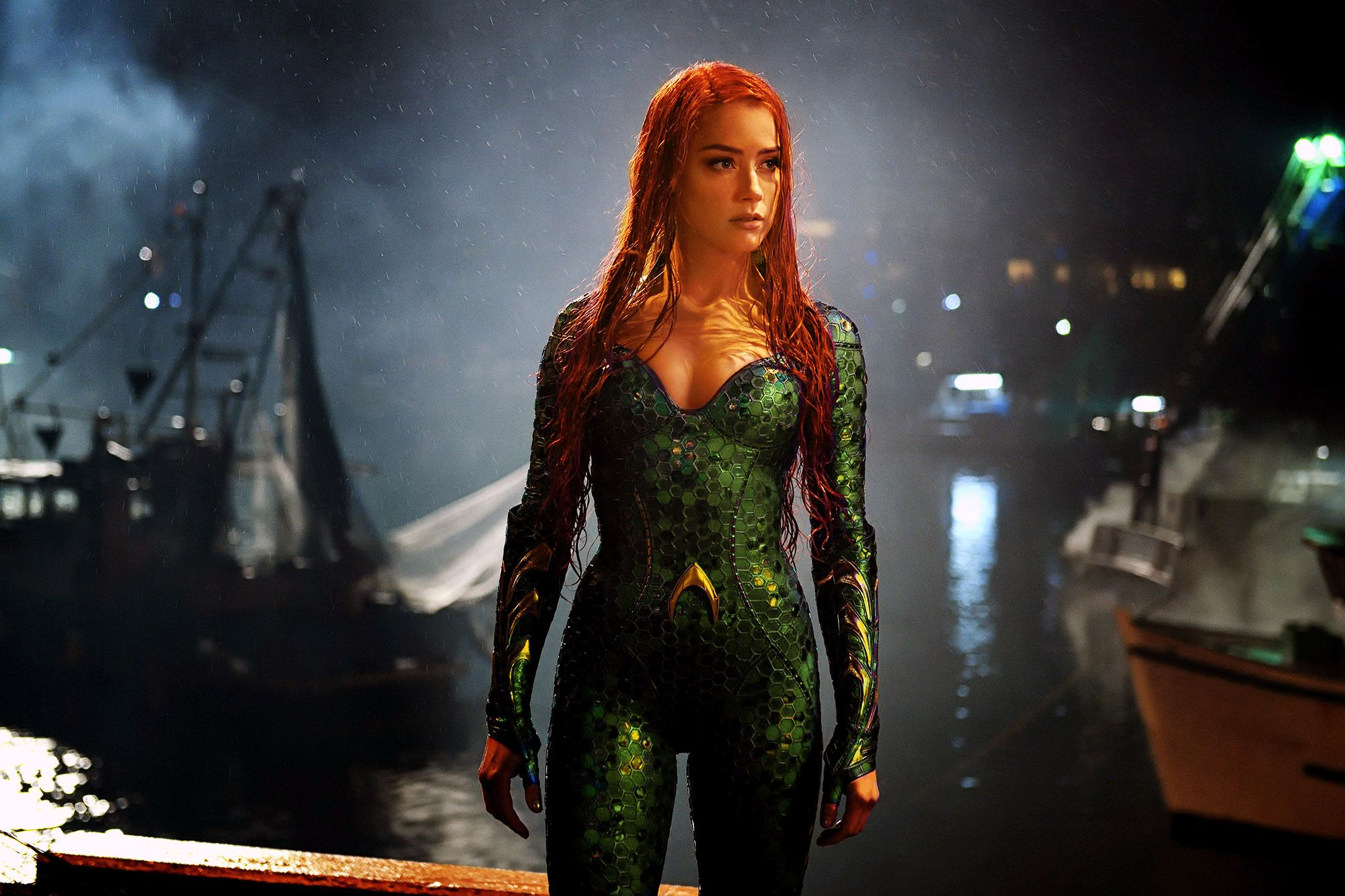 Petition to kick Amber Heard off 'Aquaman 2' gathers 1.5M ...